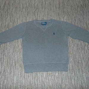 Long sleeves Polo sweater